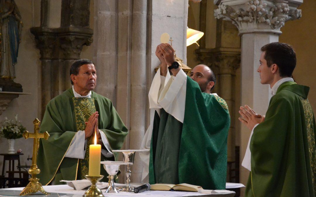 Première Messe