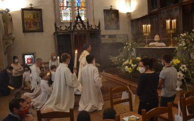 Jeudi Saint à Meursault