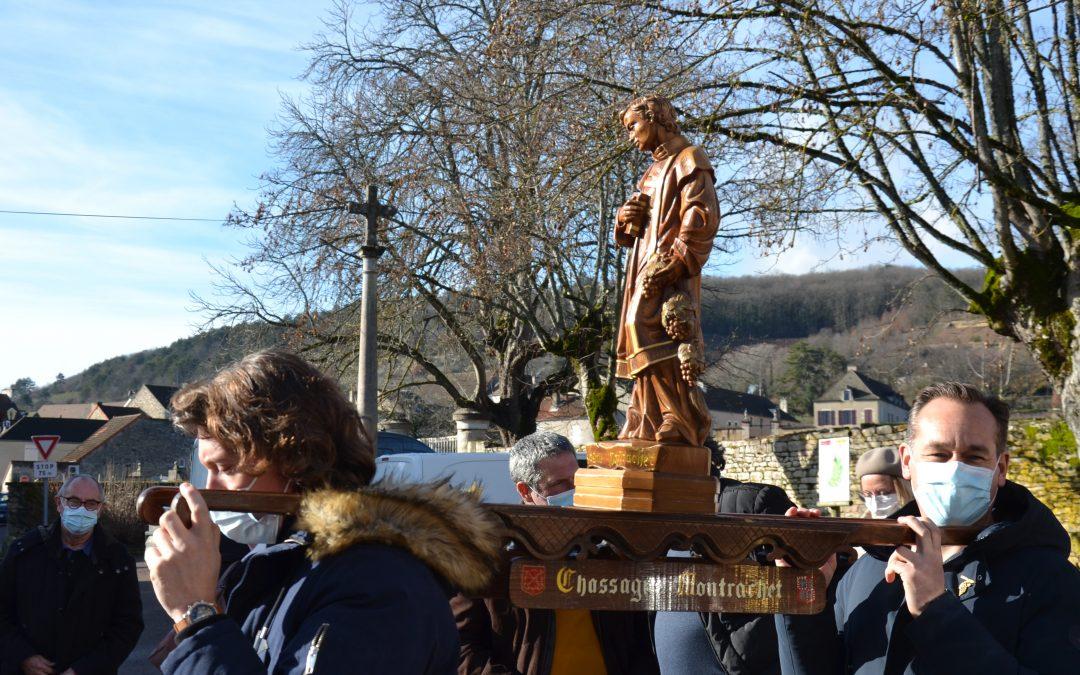 Saint-Vincent à Chassagne-Montrachet