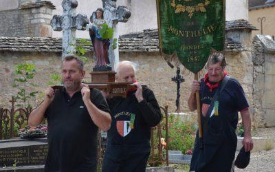 Fête de saint Louis à Monthélie le 28 août 2021