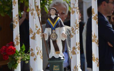 Fête de saint Bernard à Puligny le 28 août 2021