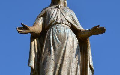 Pèlerinage à Notre-Dame de Cornillon sur la commune de Meloisey le 15 août 2021
